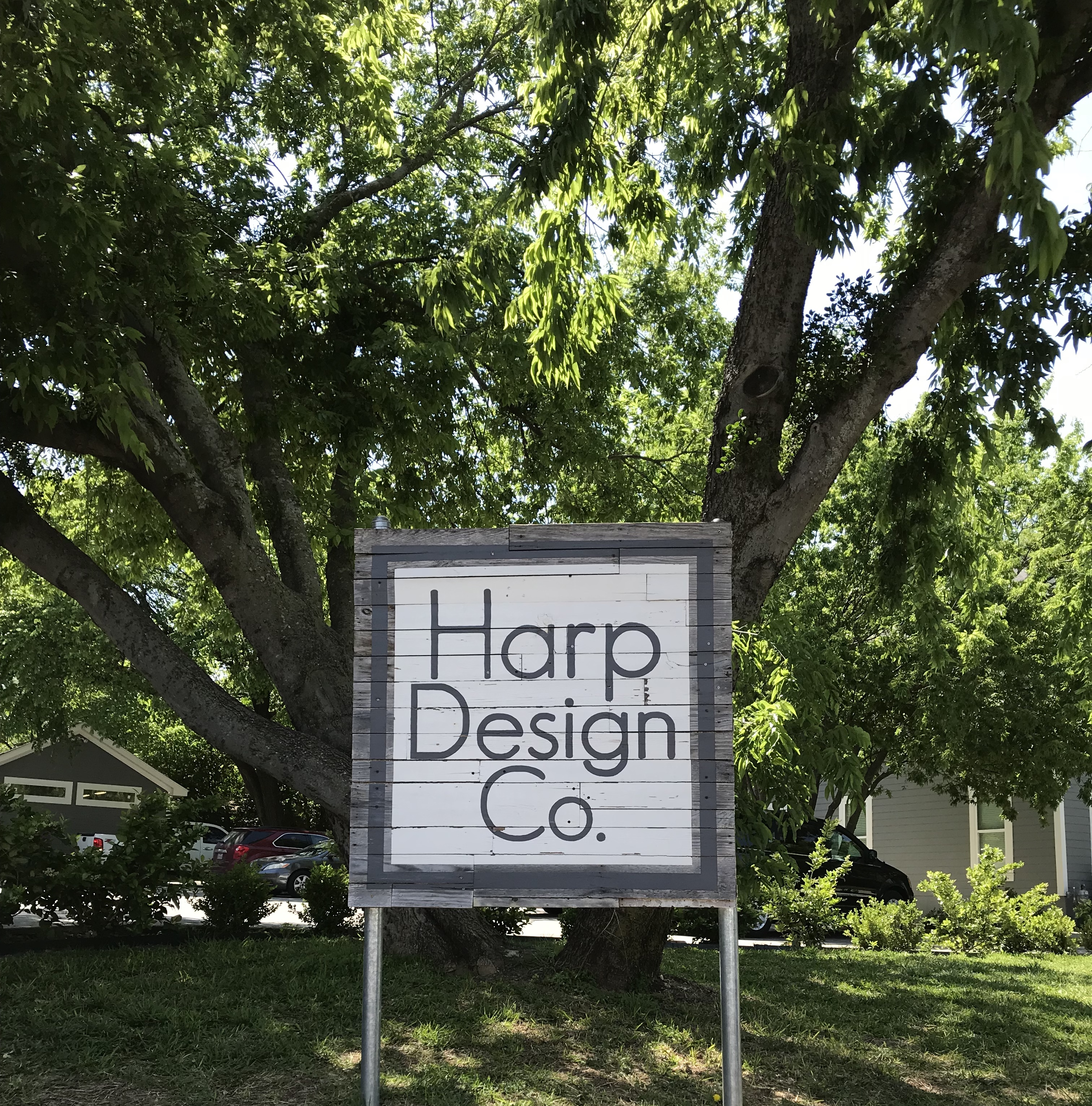 Visiting Harp Design Co. | Sarah Shaeffer